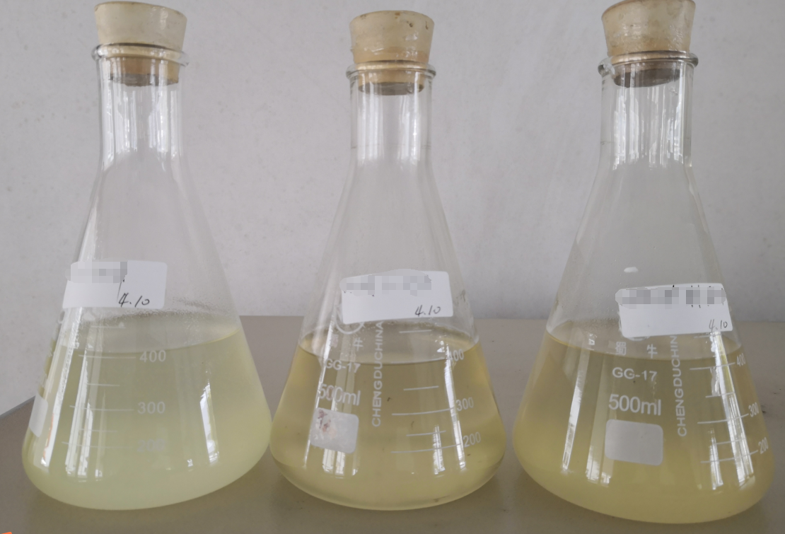 Standard for Vinyl Resin with Good Solubility